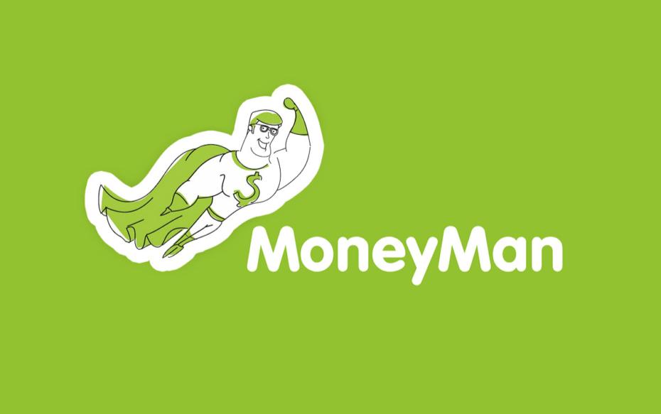 логотип MoneyMan